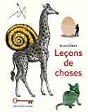 Leçons de choses par Bruno Gibert