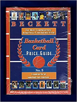 Beckett Basketball Card Price Guide - arubabooks.com
