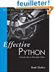 Effective Python: 59 Specific Ways to...
