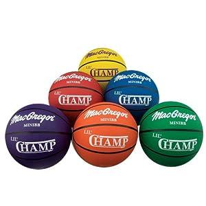 MacGregor Lil' Champ Basketball (Set of 6)