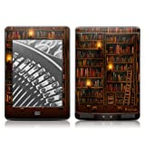 Kindle Touch Skin - Library Bookshelves - High quality precision engineered removable adhesive skin sticker decal wrap for the Amazon Kindle Touch (Wifi / 3G) 6
