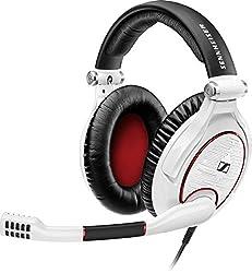 Sennheiser G4ME ZERO PC Gaming Headset, White