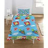 Wonder Pets Cot Bed Duvet Cover Junior Beddingby Matching Bedroom Sets