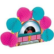 Jukebox Pop-Over Centerpiece Party Accessory (1 count) (1/Pkg)