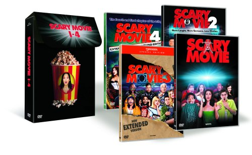 Scary Movie - Collection [DVD]