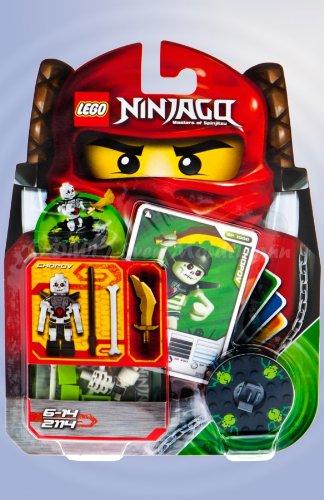 LEGO Ninjago 2114 Chopov