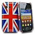 Accessory Master E35 Coque pour Samsung Galaxy Y S5360 Drapeau d'Angleterre