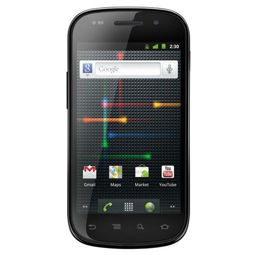 Samsung Google Nexus S – Unlocked GSM Phone International Version/Warranty 3G Bands 900/1700/2100