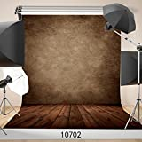 WOLADA 10X10ft Retro Abstract Photography Background Thin Vinyl Vintage Photo Backdrop Studio Props 10702 (Color: 10702 10x10FT, Tamaño: 10X10FT)