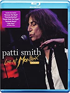 Patti Smith Live At Montreux 2005 [Blu-ray] [UK Import]