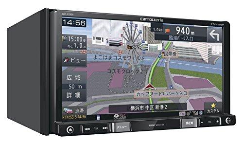 カロッツェリア(パイオニア)  楽ナビ 7型 カーナビ AVIC-RZ900 フルセグ/DVD/CD/SD/Bluetoothオーディオ