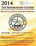 img - for 2014 Tax Preparation Course: Bilingual Edition: Spanish & English book / textbook / text book