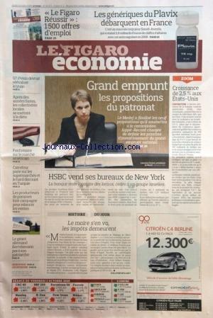 figaro-economie-le-no-20273-du-05-10-2009-grand-emprunt-les-propositions-du-patronat-hsbc-vend-ses-b