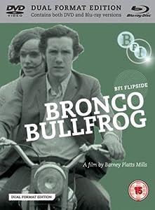 Bronco Bullfrog (BFI Flipside) (DVD + Blu-ray)