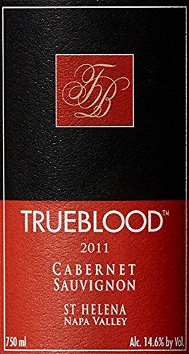 2011 Trueblood Cabernet Sauvignon St Helena Napa Valley