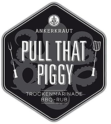 Ankerkraut Pull That Piggy Rub Trockenmarinade von Ankerkraut Geschmacksmanufaktur bei Gewürze Shop