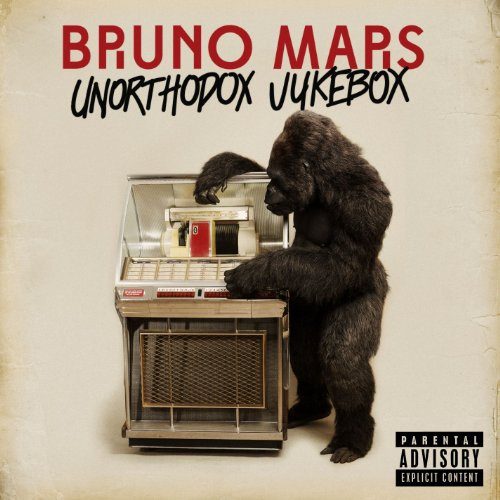 Bruno Mars Unorthodox Jukebox album cover