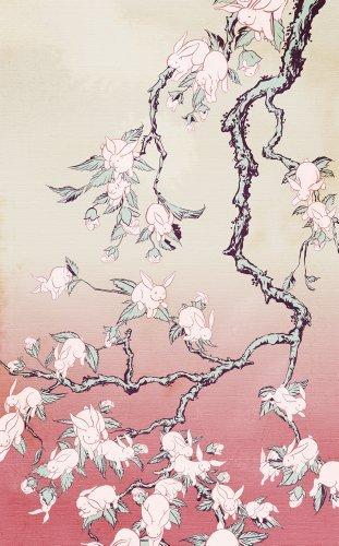 Cheap Artifact Kozyndan Bunny Blossoms Wooden Jigsaw Puzzle (B004GRFJUY)