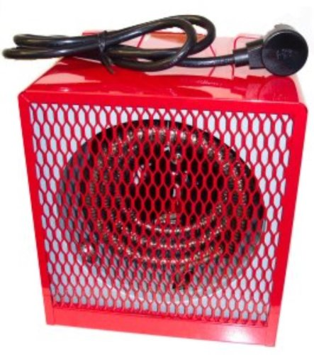 Dayton Dayton 3VU34 Electric Heater With FingerProof Steel Intake B0002D0HOO
