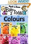 Colours (Peekaboo: Baby 2 Toddler) (K...
