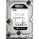 Western Digital 2 TB Caviar Black SATA III 7200 RPM 64 MB Cache Bulk/OEM Desktop Hard Drive - WD2002FAEX