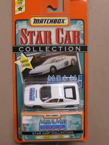 Matchbox Star Car Collection Miami Vice Special Edition - 1