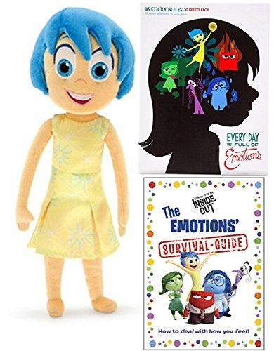 Toys For Girls Age 5 Review: Joy Plush Disney Pixar Inside