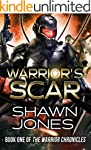'Warrior's Scar (The Warrior Chronicle...' from the web at 'http://ecx.images-amazon.com/images/I/518L1DNEN1L._SL500_SL450_PJku-sticker-v3,TopLeft,0,-44_SL150_.jpg'
