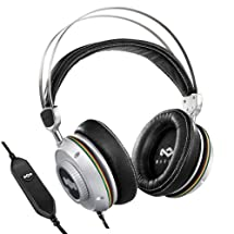 The House of Marley EM-DH001-IO Trench Town Rock Over Ear Headphones Freedom Collection with One Button Microphone - Iron