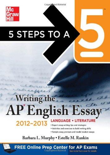 5 step essay
