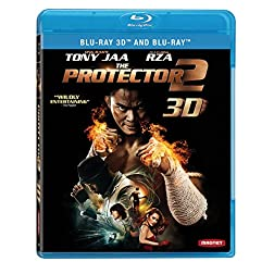The Protector 2: 3D [3D + 2D Blu-ray]