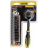 Stanley - Fatmax Rotator Socket Set 11 Piece 1/4In Drive