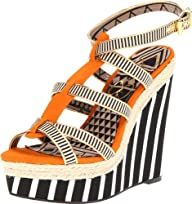 Jessica Simpson Women's Ginny Wedge Sandal