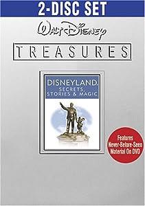 Walt Disney Treasures - Disneyland - Secrets Stories Magic Collectors Tin by Walt Disney Video