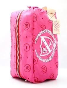 Victoria's Secret Pink Cosmetic Bag color Pink by Victoria's Secret