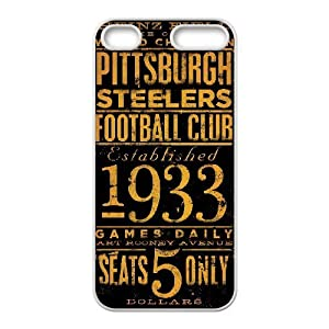 Diy Cutstomize Pittsburgh Steelers case for ipod touch 6 LIULAOSHI(TM) at Steeler Mania