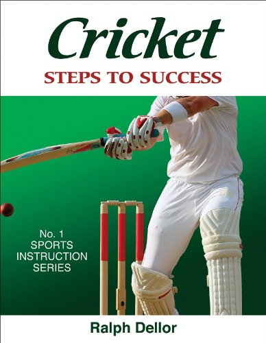 Sporting Goods Stores Cricket: Steps to Success (Steps to Success: Sports)