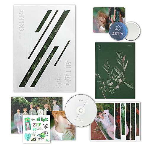 CD : Astro - All Light [WHITE version]