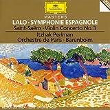 echange, troc  - Lalo : Symphonie Espagnole - Saint-Saëns : Concerto Pour Violon N°3