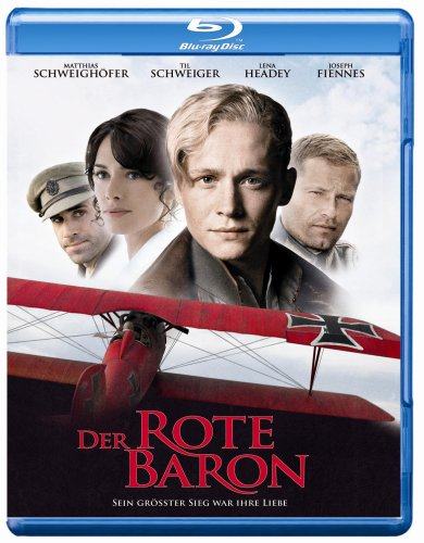 Rote Baron, Der / Red Baron, The / Красный барон (2008)