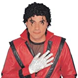 518LForyjZL. SL160  Adults Michael Jackson Thriller Costume Wig