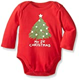 The Childrens Place Unisex-Baby First Christmas Talker