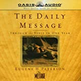 img - for The Daily Message book / textbook / text book