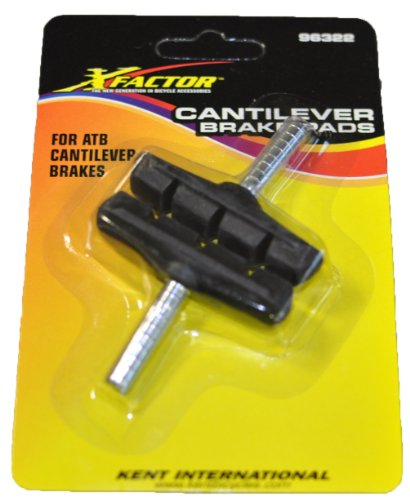 Image of Pair of Cantilever Brake Pads (1 Pair) (B007WV6JVE)