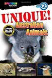img - for UNIQUE! Australian Animals: Level 2 (Spectrum  Readers) book / textbook / text book
