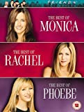 Friends: The Best Of Friends - The One With The Girls [DVD]