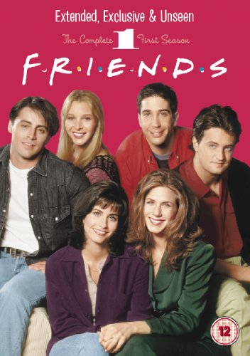 Friends Season 1 - Extended Edition [DVD]