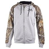 Realtree Full-Zip Hoodie Sweatshirt
