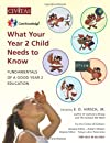 What Your Year 2 Child Needs to Know: Fundamentals of a Good Year 2 Education (Core Knowledge UK)