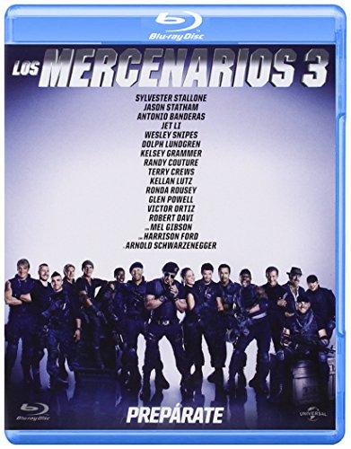 Los Mercenarios 3 en Blu-ray 518LQcdLn3L